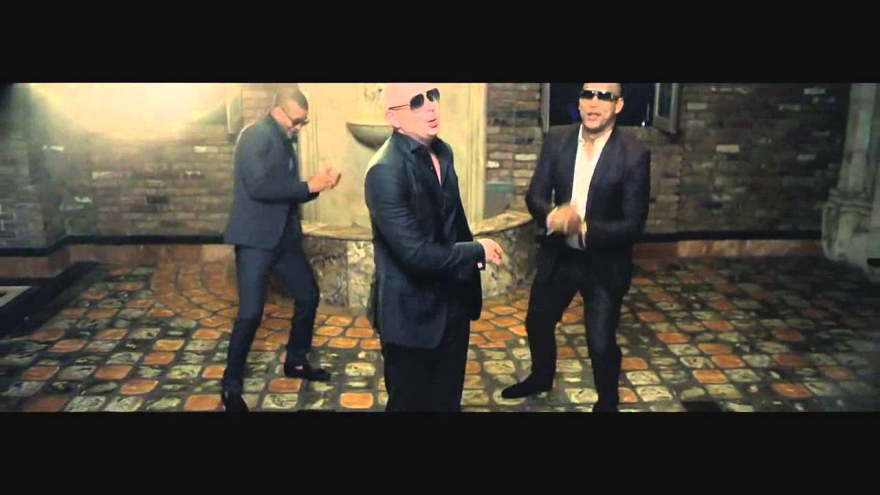 Download Piensas   Pitbull ft Gente De Zona Dj Ren Extended Mix + Video Mix