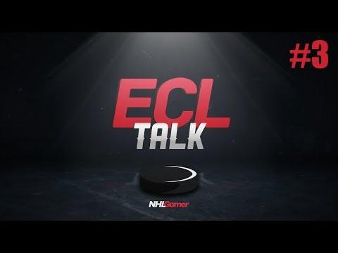 "NHLGamer presents: ECL Talk - Episode 3: ""Dominating the Beta"""