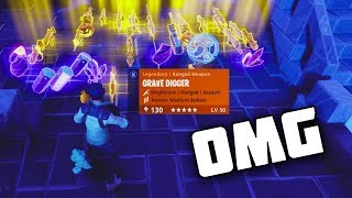 I SCAMMED HIS WHOLE INVENTORY, Insane Prank!! - Fortnite Save The World