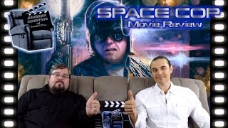 SPACE COP Movie Review - Armchair Directors
