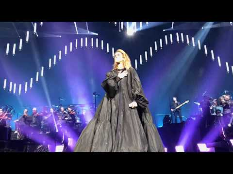 CELINE DION LIVE - All By Myself (AMAZING QUALITY)