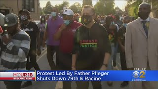 Breonna Taylor Protest In Chicago
