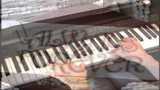 Always and Forever - Heatwave - Piano