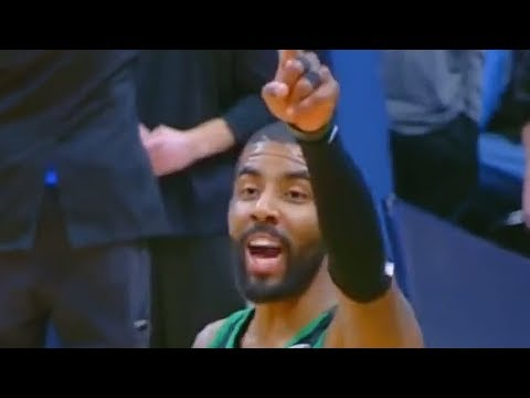 Kyrie Irving Tells Nuggets Players