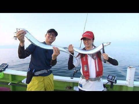#201 ライトテンヤで狙う新釣法 駿河湾でタチウオ釣り