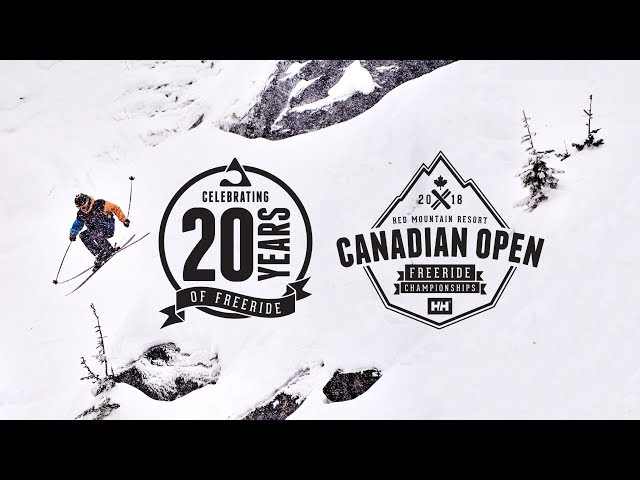 20th Year Celebration of the Canadian Open Freeride Championships