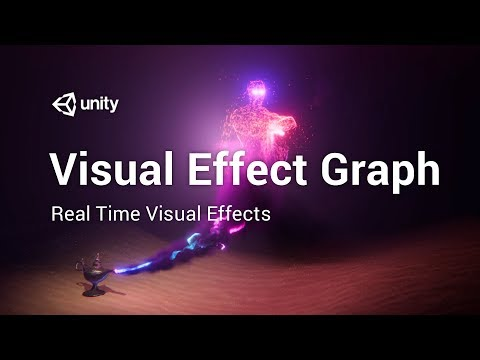 Feedback Wanted: Visual Effect Graph - Unity Forum