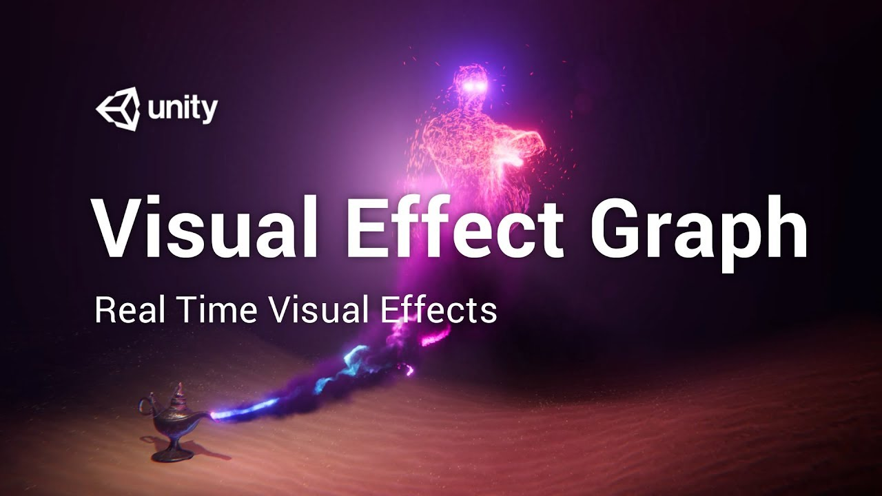 Creating explosive visuals with the Visual Effect Graph