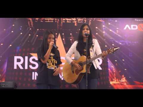 Hanin & Gaitsha - Price Tag @ITC Kuningan 14 Des 2014