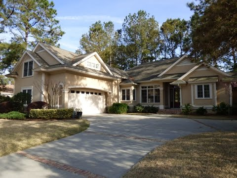 Custom Luxury Home For Sale at the Crescent on Victory Point Drive Bluffton SC