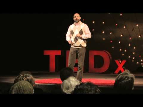 Change the world: Sing: James Davidson at TEDxSalem