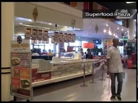 Trend Alert - Superfood Plaza