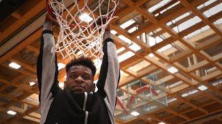 Isaac Bonga im Videoportrait (NBA-Draft 2018 - Los Angeles lakers)