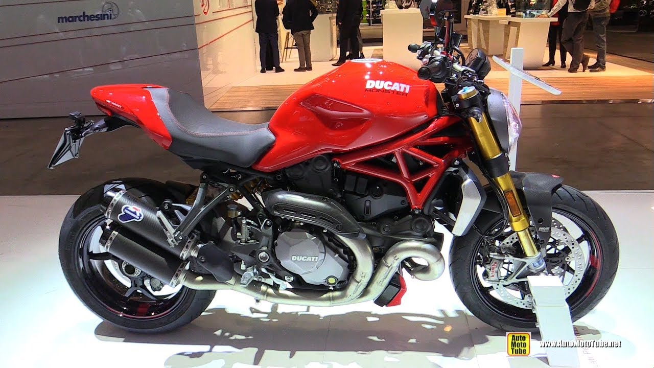 2018 ducati monster 1200 s walkaround 2017 eicma milan. Black Bedroom Furniture Sets. Home Design Ideas