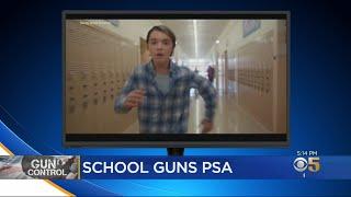 Chilling Back To School PSA Brings Urgency To Gun Control Debate