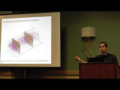 Davide Scaramuzza And Guillermo Gallego. Event-based Cameras: Challenges And Opportunities