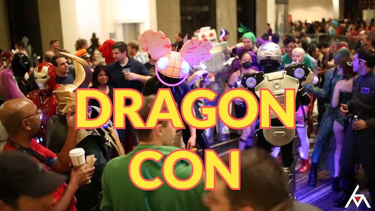 Download What is DRAGON CON?