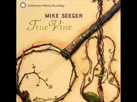 Mike Seeger - Old Blind Drunk John (Fooba Wooba) - with LYRICS on description