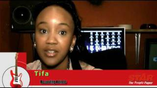 Artiste of the Month - Tifa l Interview