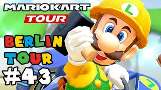 Mario Kart Tour: Berlin Tour New Part 2 Pipes!! Gameplay Walkthrough Part 43