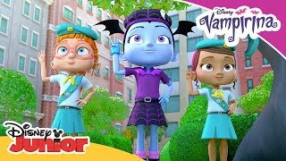 Vampirina's Monster Cookies | Vampirina | Disney Junior Arabia