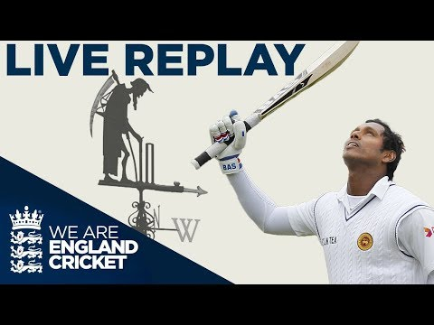 England vs Sri Lanka - Day 4 LIVE REPLAY | 1st Test - Lords 2014 | England 2020