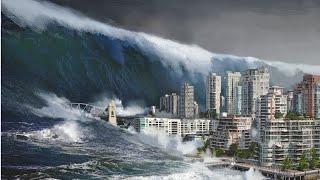 Los Tsunamis Olas Gigantes  Documentales National Geographic Español