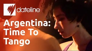 Argentina's traditional tango is being challenged by a new generation of techno tango