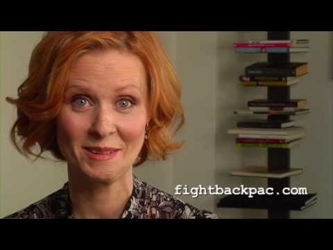 FIGHT BACK: A message from Cynthia Nixon - YouTube