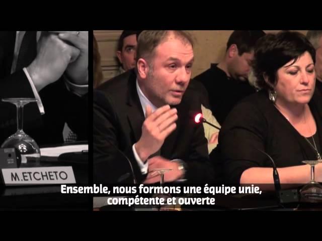 Votez Henri Etcheto, votez Bayonne ville ouverte !
