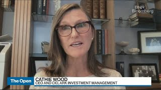 Ark's Cathie Wood Expects Tremendous Volatility for Coinbase