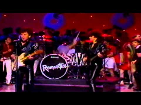 Talking In Your Sleep - The Romantics (American Bandstand 1983)
