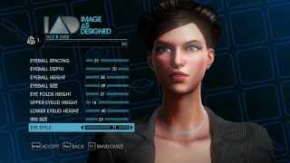 Saints Row 4 - GTX 780 - Character Creation (Female) - Inauguration Station