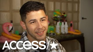 Nick Jonas Is Already Planning Brother Joe's Bachelor Party: 'It's Our Bachelor Party, Too!'