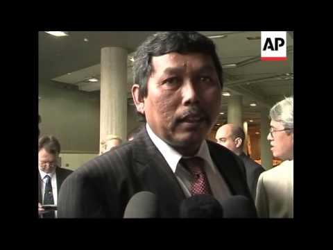 Separatist leaders arrive for talks