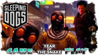 Sleeping Dogs - The Year Of The Snake - Suspicious Vehicles // Bomb Threat: POI - Gameplay IV