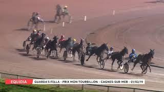 Vidéo de la course PMU PRIX MON TOURBILLON