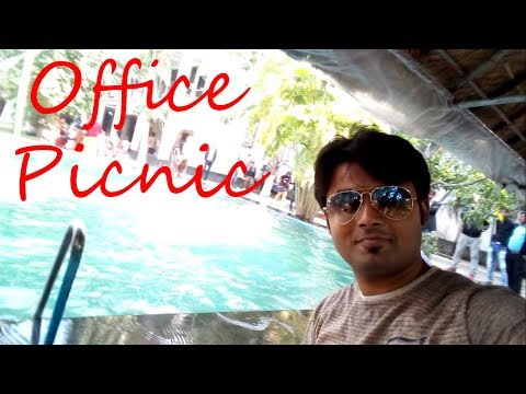 Office picnic at Pacific resort Dhutradaha | Shot on Moto e4