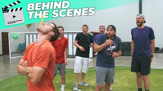 CARD THROWING WITH DUDE PERFECT