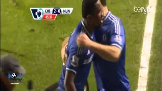 chelsea vs manchester united 3 1 highlights