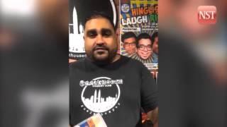 Kavin jay invites fans to crackhouse comedy fest