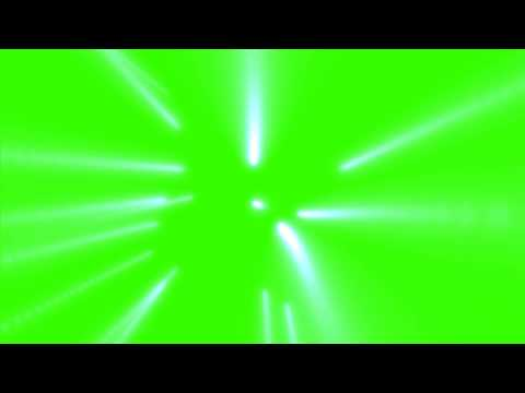 Blue Laser ANIMATION Green Screen  FREE FOOTAGE HD