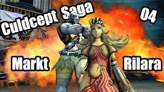 Culdcept Saga Episode 04 - Free For All Markt & Rilara