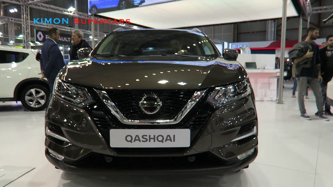 new 2019 nissan qashqai exterior and interior youtube. Black Bedroom Furniture Sets. Home Design Ideas