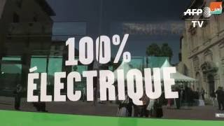 بالفيديو.. شاهد حافلات كهربائية في مرسيليا