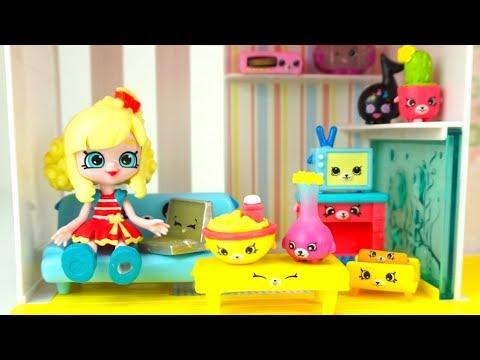 Домик Шопкинс игрушки для детей