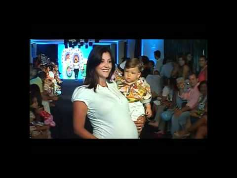 Web TV Canal 2 - Desfile Planeta Bebê - Yacht Fashion Kids