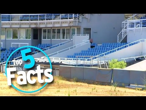 Top 5 Facts: The Olympics SUCK