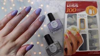 kiss nail 100 pack
