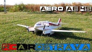 RC - Aero AE 45 - Polanka nad Odrou LMK